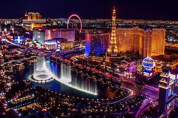 Las Vegas, Parques Nacionales y Los Angeles