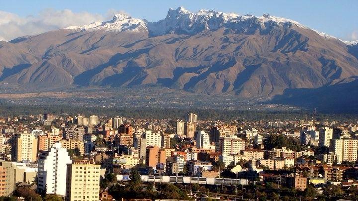Bolivia Ideal