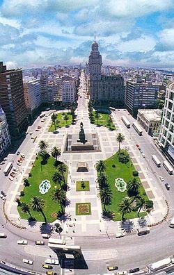 Montevideo con Punta del Este