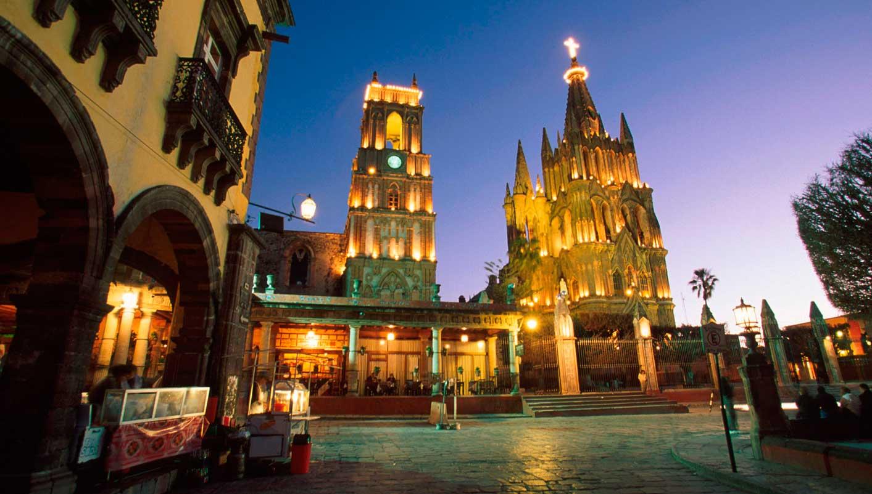 Capitales de México